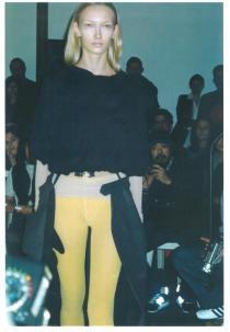 Lutz F/W 2000/2001 THE 1st SHOW , Paris
