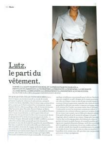 Vogue Paris Nov. 2002
