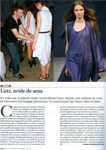 L'express Dec 2009