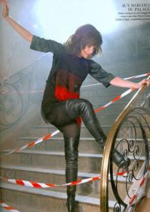 Madame Figaro Oct 2008