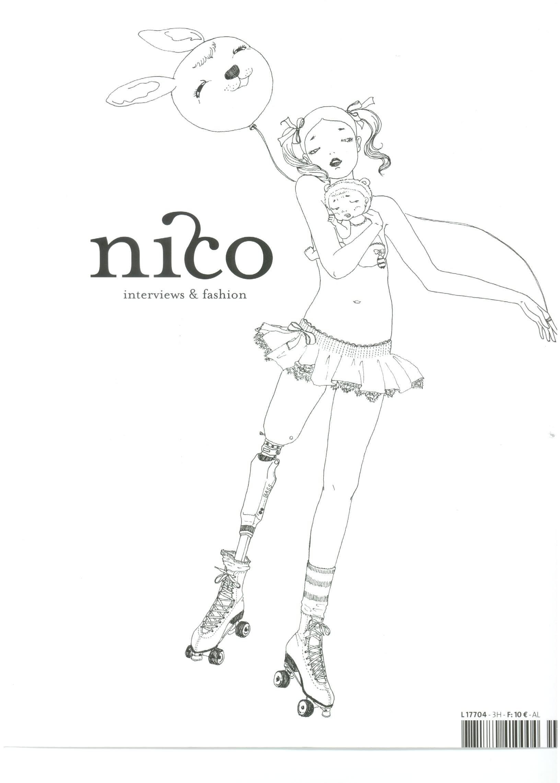 NICO NOV 2008 COVER