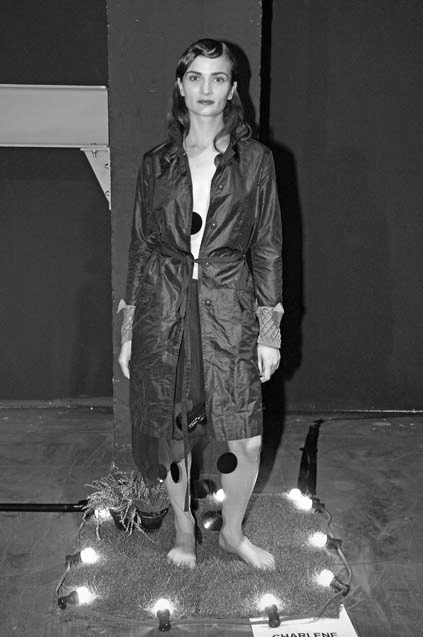 Paris Fashion week october 2006 LUTZ Ready to wear spring summer 2007